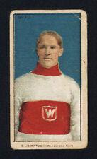 1910-11 C56 IMPERIAL TOBACCO ~ #30 ~ ERNEST JOHNSTON ~ ROOKIE CARD ~ HOF