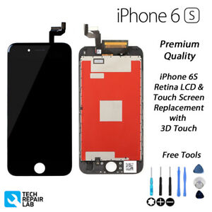 NEW iPhone 6S Replacement Retina LCD & Digitiser with 3D Touch Screen - BLACK