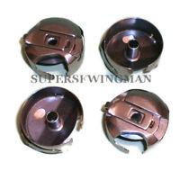 4 Bobbin Case M-Style Consew 206RB  Gammill Seiko Sewing Machine #18045