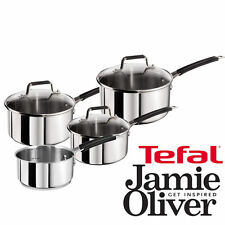 Jamie Oliver Stainless Steel Frying & Grill Pans