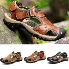 Closed Toe Sandals in Men's Sandals