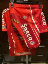 Cannondale Team Saeco Cycling Kit Jersey & Shorts