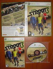 Fifa Street 3, EA Sports BIG, Xbox 360, Pal-España ¡¡COMPLETO!!