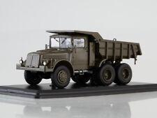 Scale model truck 1/43 Tatra-147 DC-5 dump truck