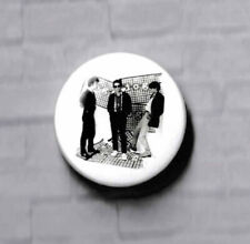 "Badge DOGS photo promo ""Walking Shadows""  GRAND FORMAT 38mm EXCLUSIVITE"