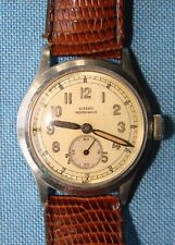 VERY NICE VINTAGE GIRARD PERREGAUX MEN'S WRISTWATCH 15 JEWELS - SMALL SIZE