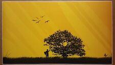 "Jack Johnson GIANT WIDE 42"" x 24""  In Between Dreams Poster Print Music Album CD"