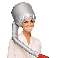 Soft Hair Drying Salon Cap Hood Hat Blow Dryer Attachment Portable Hair Bonnet