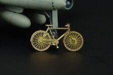 Hauler Models 1/160 (N-Gauge) BICYCLES (4) Photo Etch Set