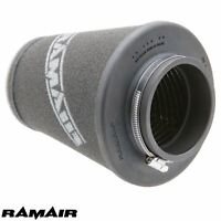 Ramair Performance Universal Induction Intake Custom Foam Air Filter - 80mm ID