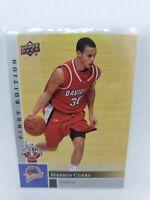 2009-10 Upper Deck First Edition Stephen Curry #196 Rookie PSA 10??? Invest $$$