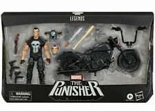 Marvel Legends The Punisher with Motorcycle Bike 6 Inch Action Figure PRESALE