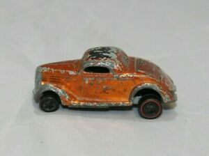 1968 HOT WHEELS REDLINE - 1968 Classic 36 Ford Coupe - Orange