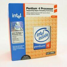 Intel Pentium 4 Processor 640 3.20GHz 800 MHz 2MB