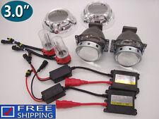 3 inchQ5 HID Bi-xenon Projector Lens D2S 6000K Xenon Lights Car Conversion Kit