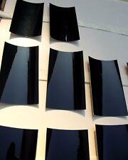 Peinture carrosserie:0,5L base à vernir solvant Noir nacré vert prêt à l'emploi