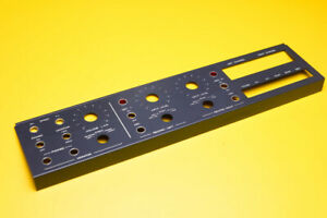 REVOX B77 MKI 4 Tracks - FACEPLATE Frontal SIDE FRONT Button Face  3 3/4 7 1/2