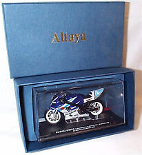 Suzuki GSX-R 2004 24 Heures du Manns Mint in case outer boxed 1-24 scale bike