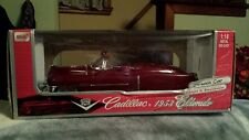 1953 CADILLAC ELDORADO CONVERTIBLE MAROON ANSON EISENHOWER DREAM CAR