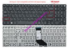 New For Acer Aspire E5-553 V3-574 V3-574G Keyboard Spanish Teclado Red Backlit