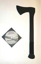 Tactical Training Polypropylene Tomahawk Axe B Hatchet Training DVD