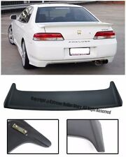 JDM Mugen Style Rear Trunk Lip Wing Spoiler For 97-01 Honda Prelude SH SE BB6