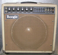 1970's Mesa Boogie Pre Mark I Rare Reverb amp loaded with road case