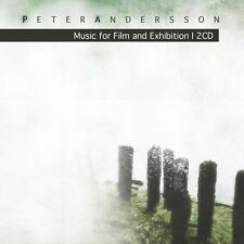 PETER ANDERSSON - MUSIC FOR FILM AND EXHIBITION I - 2CD+DVD RARE LTD.ED. 2011