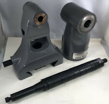ORIGINAL BRIDGEPORT R8 RIGHT ANGLE HORIZONTAL ATTACHMENTS as Pictured (TD1S7)