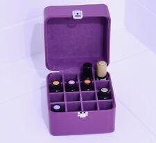 16 slot box case holder for lipstick or aromatherapy essential oil bottles