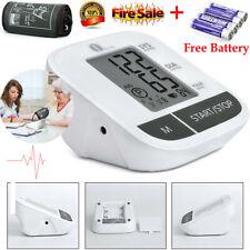 New 1byone Digital Blood Pressure Monitor Upper Arm Large Cuff 22~42cm180 Memory