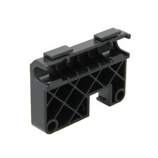 Plastic parts Y-axis left end Black ABS for Makerbot 3D Printer MK8
