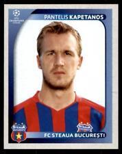Panini Champions League 2008-2009 - Steaua Pantelis Kapetanos No.518
