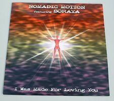 "Nomadic Motion - I Was Made for Loving you -  12"" Vinyl Single"