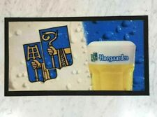 HOEGAARDEN Beer Collector Rubber Back Bar Runner Spill Mat