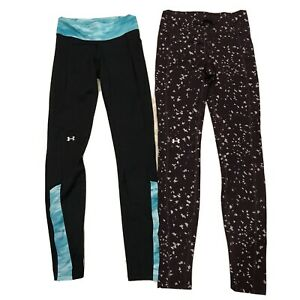 Under Armor Women's Cold Gear Compression Leggings Size XS