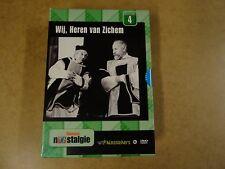 3-DVD BOX / WIJ, HEREN VAN ZICHEM -  SEIZOEN 1 - DEEL1,2 & 3 ( VRT KLASSIEKERS )