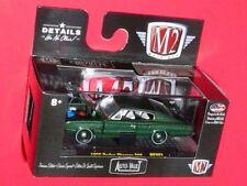 M2 Machines 1966 Dodge Charger 318   1:64 Auto-Vault     limited 2380