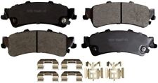 Disc Brake Pad Set-4WD Rear Monroe FX792