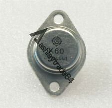 1PCS 2SK60 Manufacturer:HITACHI/SONY Encapsulation:TO-3,