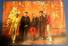 Big Bang - Made the full album (2sided) OFFICIAL POSTER *HARD TUBE CASE*