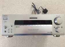 Sony STR-DB930 QS Audio/Video 5.1 Channel Receiver Amplifier - Silver