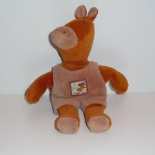 Doudou Cheval Moulin Roty - Collection les Zazous