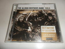 CD  the Allman Brothers Band - Gold