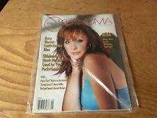 REBA MCENTIRE Magazine cover article NEW Distinctly Oklahoma color pictures Rare