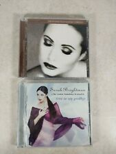 Sarah Brightman Lot Andrew Lloyd Webber Collection & Time To Say Goodbye Bin CD2