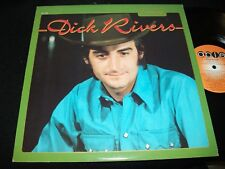 DICK RIVERS°SELF TITLED<>Lp Vinyl~Canada Pressing<>ABLE ABL-7080