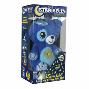 Ontel Star Belly Dream Lites Plush Toy with Light - Blue