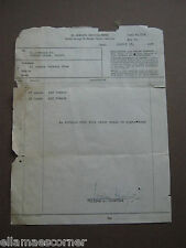 1939 El Dorado Crystal Mine Order Form