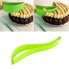 Cake Pie Slicer Sheet Guide Cutter Server Bread Slice Knife Kitchen Gadget Tools